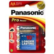 Panasonic Pro Power AA; LR06; blister 4ks