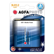 AgfaPhoto Power 4,5V; 3LR12; blister 1ks
