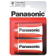Panasonic Red D Special; R20; blister 2ks