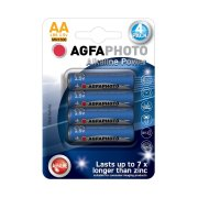 AgfaPhoto Power AA; LR06; blister 4ks
