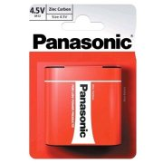 Panasonic Red 4,5V Special; 3R12R; blister 1ks