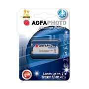 AgfaPhoto Power 9V, blister 1ks