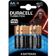DURACELL TURBO MAX AA; LR06; blister 3+1ks