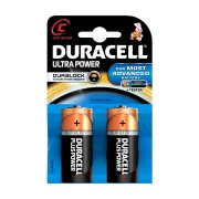 DURACELL ULTRA POWER C;  LR14; blister 2ks