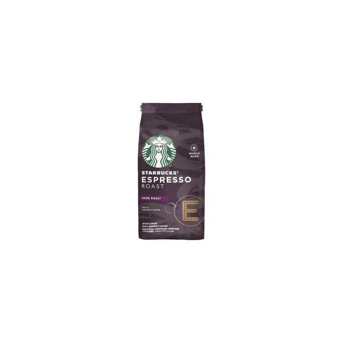ESPRESSO DARK ROAST 200g STARBUCKS